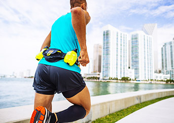 best running belts for marathon