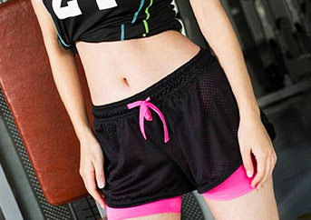 best rated women's workout shorts