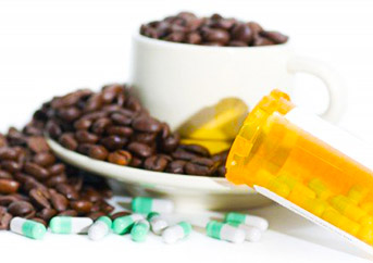 natural caffeine pills