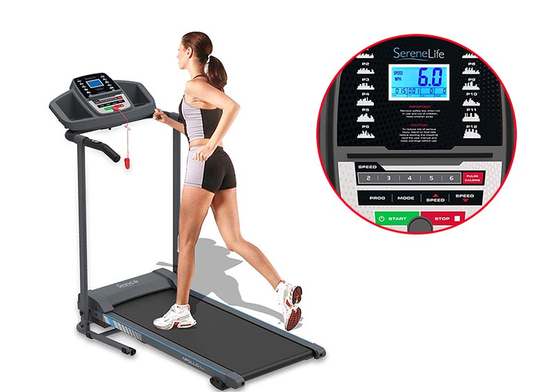 SereneLife Electric treadmill