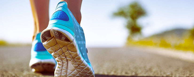 Here Is The Secret To Get Sparkling Clean Running Shoes