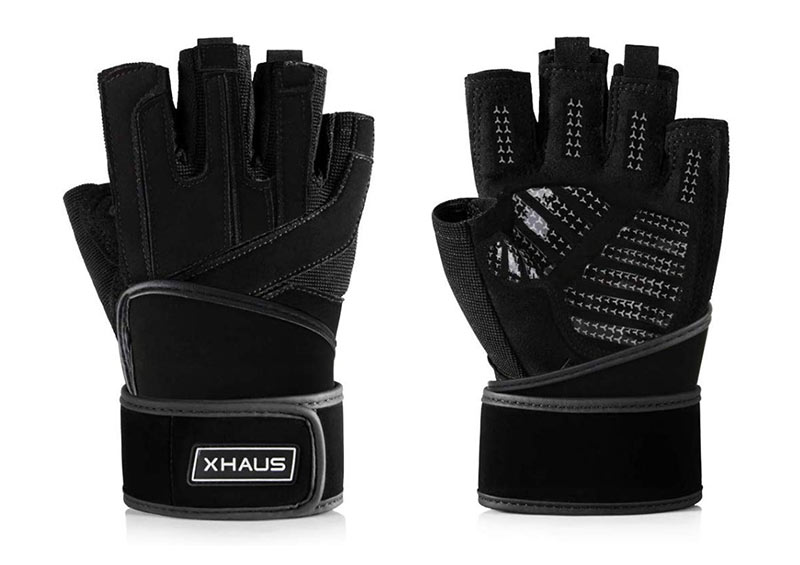 Xhaus Weight Lifting Gym Workout Gloves