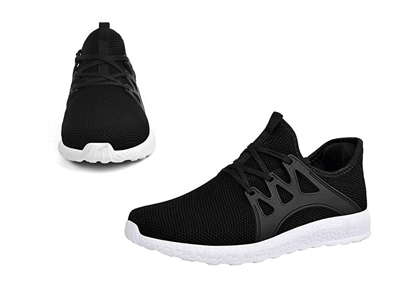 ZOCAVIA Ultra Lightweight Breathable Running Sneakers