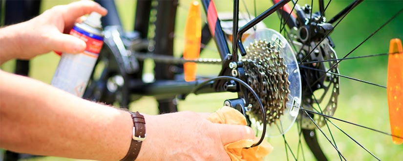Bike Chain Cleaning and Maintenance Ideas