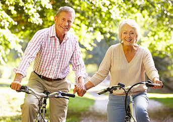 Step through Bikes for Seniors