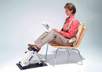 Pedal Exerciser for Seniors