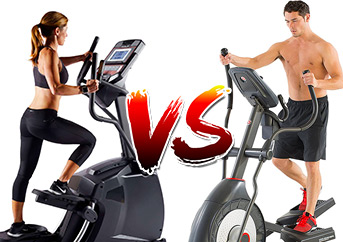 Stepper vs Elliptical