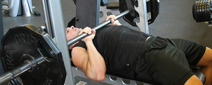 All About Smith Machine Bench Press